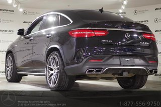 2016 Mercedes-Benz GLE63 AMG S 4MATIC Coupe