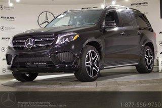 2018 Mercedes-Benz GLS550 4MATIC SUV