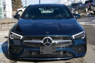 Mercedes-Benz Kamloops | New 2020 Mercedes-Benz CLA250 ...