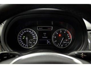 2014 Mercedes-Benz B250 Certifie, Freins et Disques Avant Neuf, Toit Panor