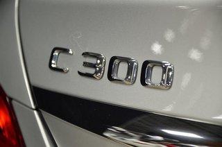 2016 Mercedes-Benz C300 4matic Sedan Navi+Toit Pano+Camera DE Recul+Volant