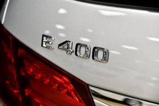 2015 Mercedes-Benz E400 4MATIC Wagon