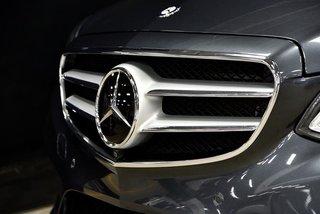 2016 Mercedes-Benz E400 4MATIC Wagon
