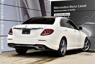 2018 Mercedes-Benz E400 4MATIC Sedan