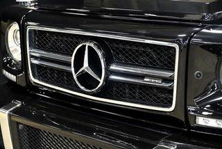 2018 Mercedes-Benz G63 AMG SUV