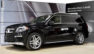 2016 Mercedes-Benz GL350 BlueTEC 4MATIC