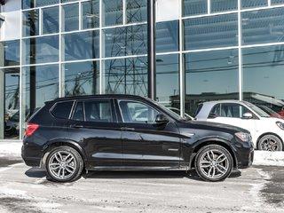 2016 BMW X3 Premium pkg, M Sport Line, Pano sunroof, Sport steering wheel