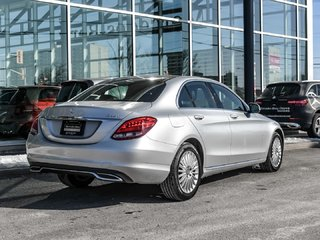 2016 Mercedes-Benz C300 Navigation, Panoramic sunroof, Heated steering