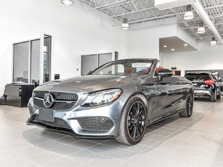 2018 Mercedes-Benz C43 AMG AMG DRIVERS PACKAGE, AMG NIGHT EDITION, INTELLIGENT DRIVE PACKAGE