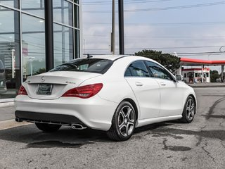 2014 Mercedes-Benz CLA250 Premium package, Bi-Xenon headlamps, heated seats, rear view camera