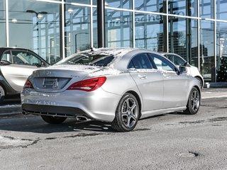 2015 Mercedes-Benz CLA250 SAT radio, Navigation, Rear view camera