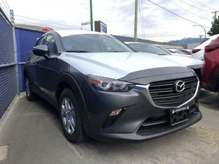 2019 Mazda CX-3 GS AWD on sale in North Van! Apple car play