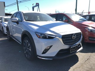 2019 Mazda CX-3 GT Leather, Bose, Nav, Radar Cruise and more!