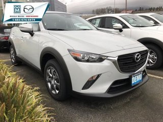 2019 Mazda CX-3 GX AT AWD  - Apple CarPlay -  Android Auto