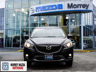 2015 Mazda CX-5 GT on sale! It's certified with warranty up to 140