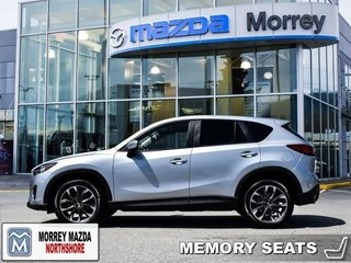 2016 Mazda CX-5 GT  - One owner - Leather Seats