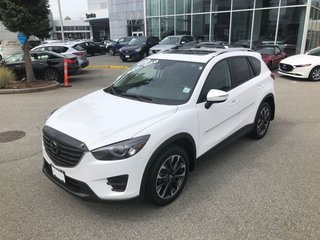 2016 Mazda CX-5 GT  - Certified - Leather Seats