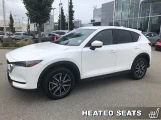 2017 Mazda CX-5 GT  - Leather Seats -  Heated Seats