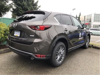 2018 Mazda CX-5 GS Demo Model. It's on sale! Check it out