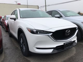 2019 Mazda CX-5 GS AWD with Apple Car Play. Affordable payments.
