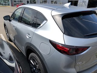2019 Mazda CX-5 Signature AWD with Nappa Leather! Loaded. Click