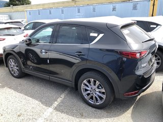 2019 Mazda CX-5 GT with Turbo. Spirited, Stylish, and amazing