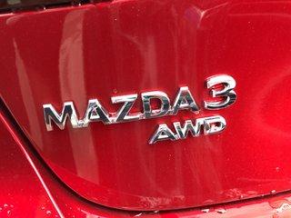 2019 Mazda Mazda3 Sport GS with AWD! Amazing handling. Check it out