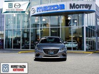 2015 Mazda Mazda3 GS  - Certified - Low Mileage