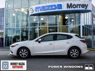 2017 Mazda Mazda3 GX  - Local - One owner - Certified