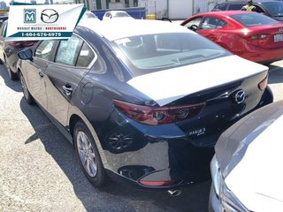 2019 Mazda Mazda3 GS Auto i-Active AWD  - Luxury Package