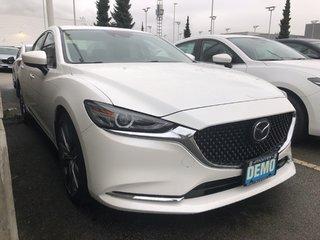 2018 Mazda Mazda6 GT Elegant, Sophisticated, a real Gem to drive!