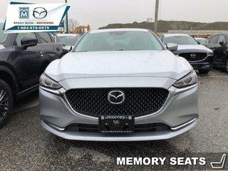 2018 Mazda Mazda6 GT  - Navigation -  Memory Seats