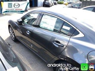 2019 Mazda Mazda6 Signature  - Woodgrain Trim