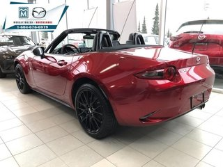 2018 Mazda MX-5 GS  - Sport Package