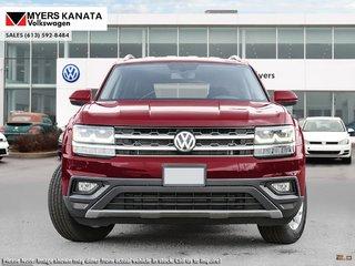 Volkswagen Atlas Comfortline 3.6L 8sp at w/Tip 4MOTION 2018