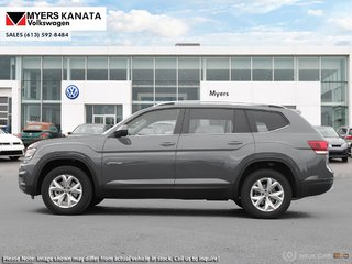 2018 Volkswagen Atlas Trendline 3.6L 8sp at w/Tip 4MOTION