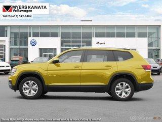 2018 Volkswagen Atlas Trendline 2.0 TSI  - Bluetooth