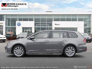 2018 Volkswagen GOLF SPORTWAGEN Comfortline DSG 4MOTION