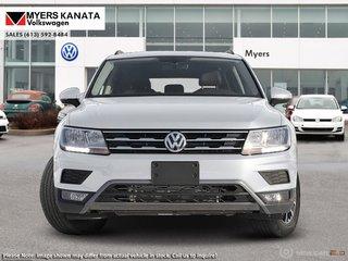 Volkswagen Tiguan Comfortline 2.0T 8sp at w/Tip 4M 2018
