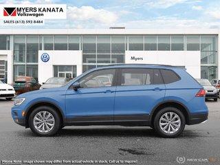 2018 Volkswagen Tiguan Trendline 2.0 8sp at w/Tip 4M