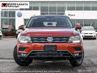 2018 Volkswagen Tiguan Comfortline 4MOTION  - $236.72 B/W