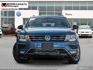 Volkswagen Tiguan Comfortline 4MOTION 2019