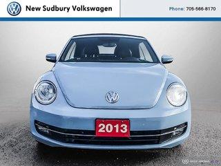 2013 Volkswagen Beetle Convertible Highline