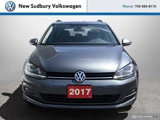 2017 Volkswagen GOLF SPORTWAGEN HIGHLINE 4MOTION