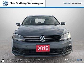 Volkswagen Jetta Sedan Comfortline 1.8TSI 2015