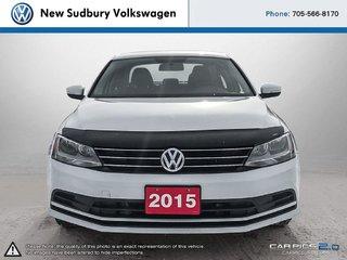 2015 Volkswagen Jetta Sedan Trenline +