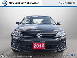 2016 Volkswagen Jetta Sedan Highline 1.8TSI