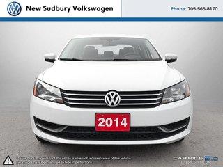 Volkswagen Passat Trendline 2014