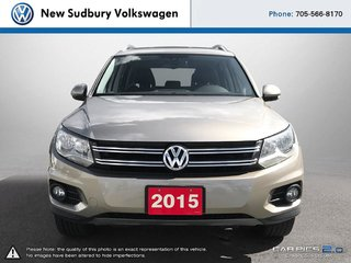 Volkswagen Tiguan 4dr AWD 4MOTION Highline 2015