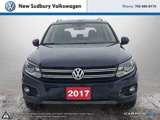 Volkswagen Tiguan Highline 2017